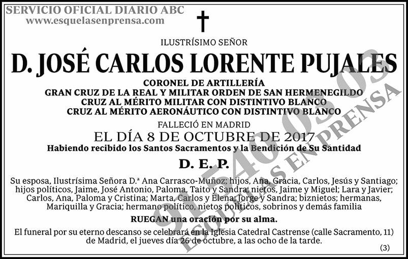 José Carlos Lorente Pujales